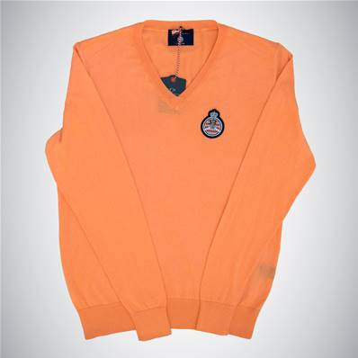 "Pull Orange ""Automobile Club de Monaco """
