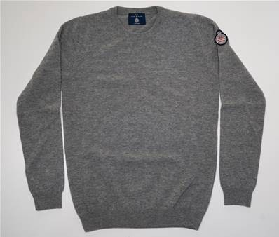 "Pull Gris "" Automobile Club de Monaco """