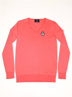 "Pull rose  "" Automobile Club de Monaco"""