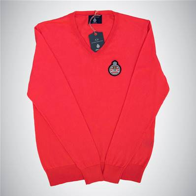 "Pull Rose ""Automobile Club de Monaco"""
